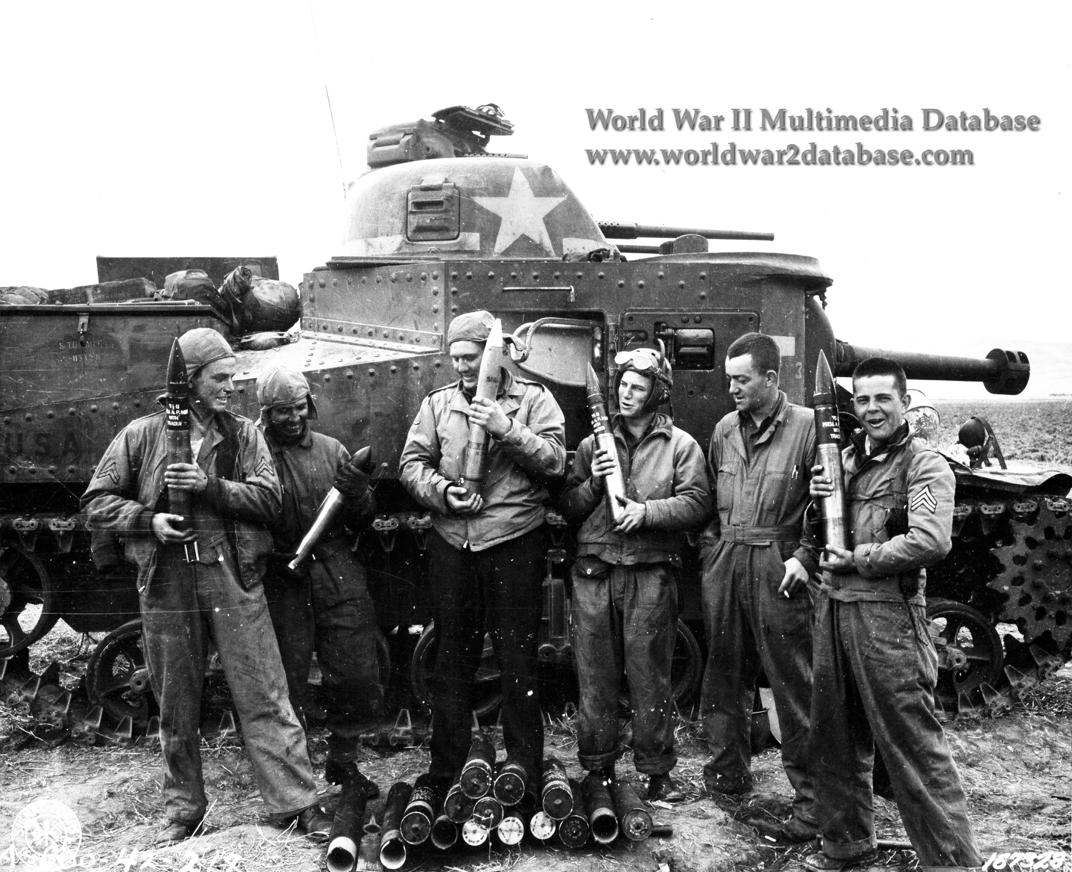 1st armored division wwii
