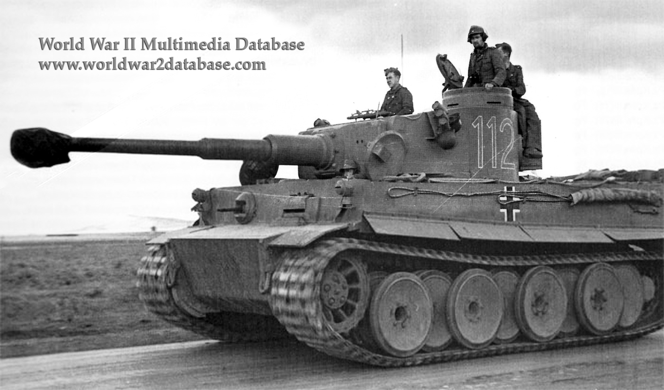 tiger 112 of schwere panzer abteilung 501 in tunisia the. Black Bedroom Furniture Sets. Home Design Ideas