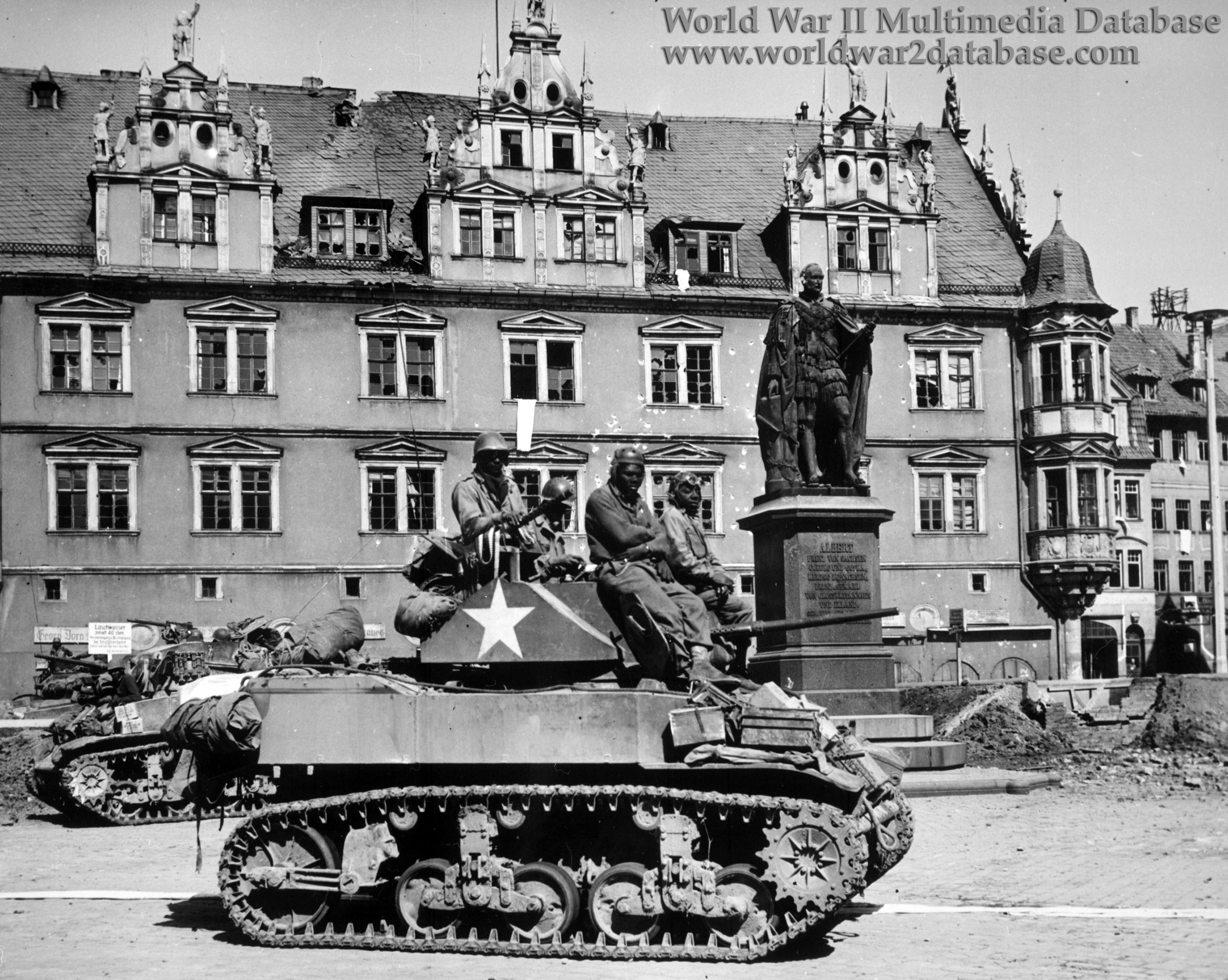 Wwii 11th Tank Battalion