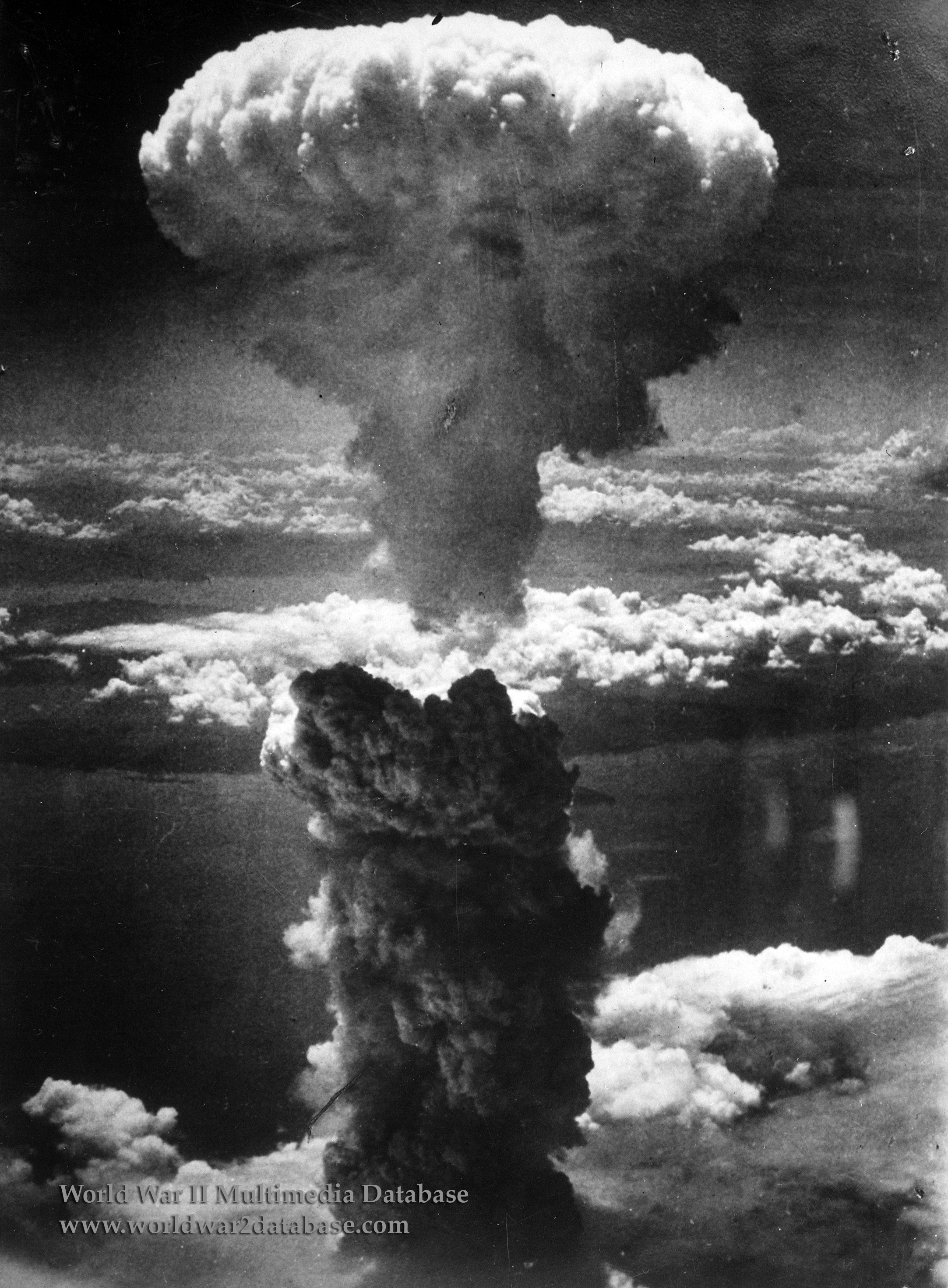 Image result for nuclear explosion nagasaki
