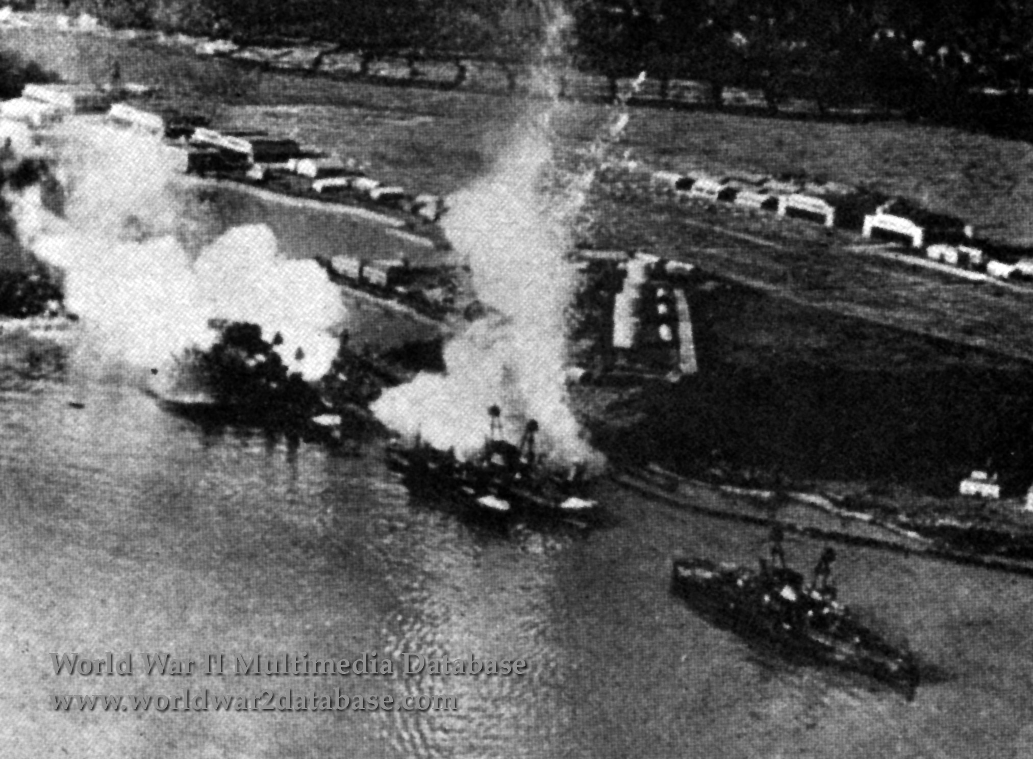 An Original Newsreel About the Bombing of Pearl Harbor ...