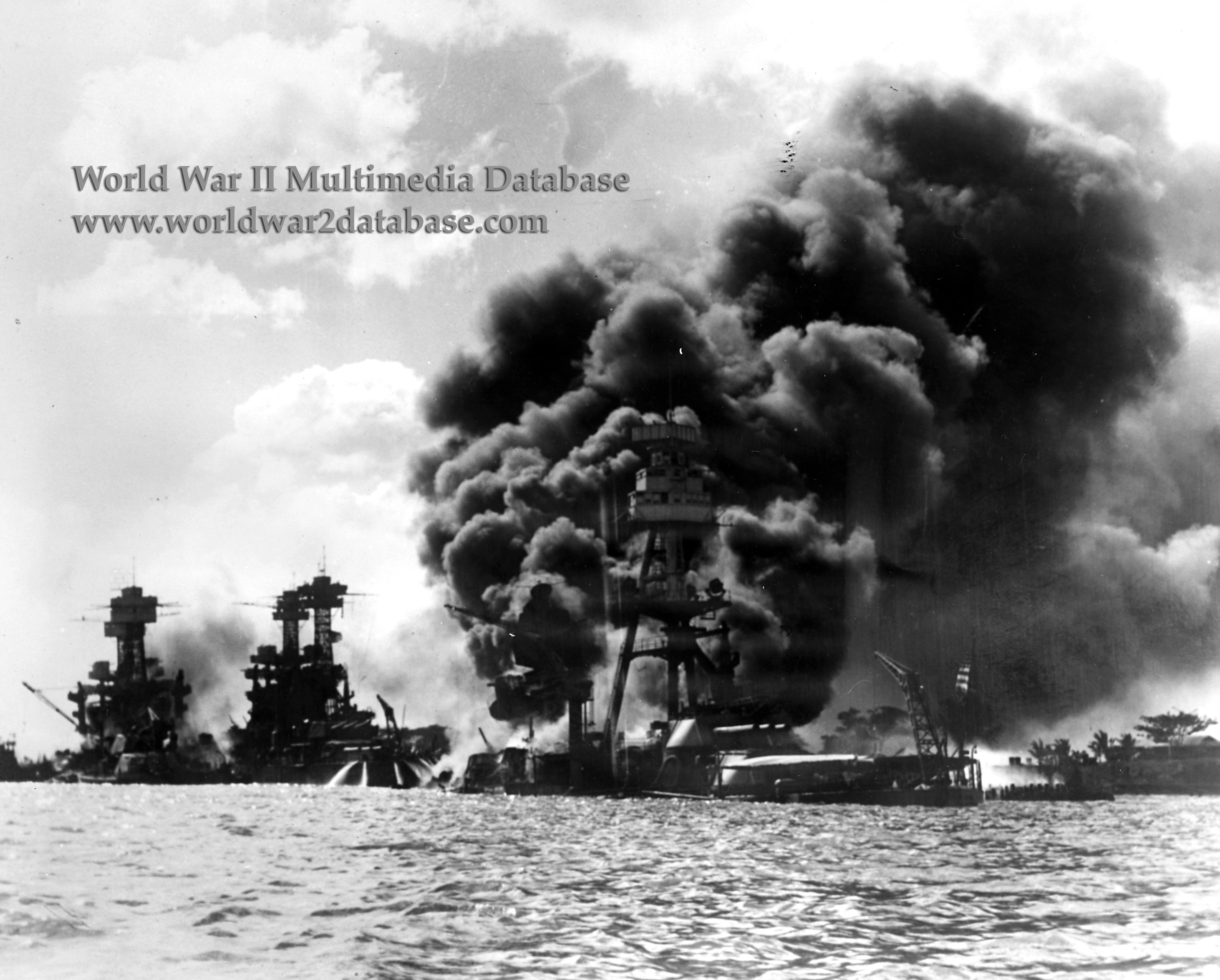 a history of the attack on pearl harbor in world war ii American history world war ii comes to america: pearl harbor world war ii comes to america: pearl harbor related book world war ii for dummies by keith d dickson found himself in the middle of a war the attack on pearl harbor.