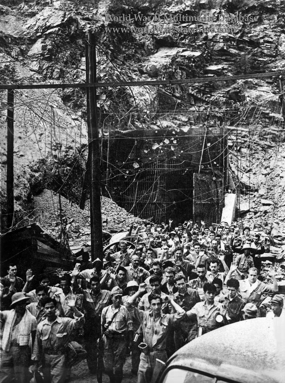 Surrender of Malinta Tunnel | The World War II Multimedia Database